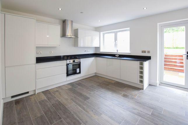Thumbnail Semi-detached house for sale in Albertina Road, Newbridge, Newport