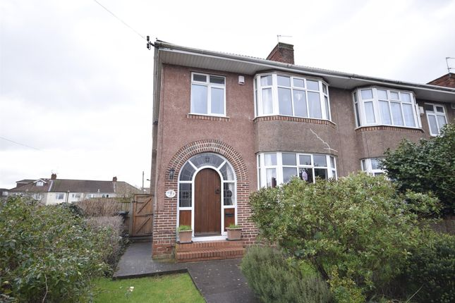 Thumbnail End terrace house for sale in Glaisdale Road, Fishponds, Bristol