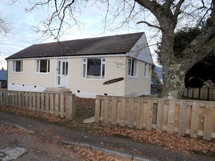 Thumbnail Detached bungalow for sale in Carradale, Campbeltown