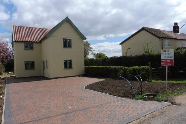 Thumbnail Detached house for sale in Common Road, Bressingham, Diss