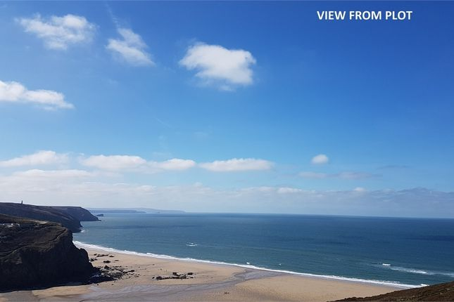 Thumbnail Land for sale in Eastcliff, Porthtowan, Truro