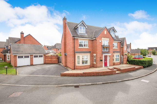 Thumbnail Detached house for sale in Thorpe View, Ashbourne