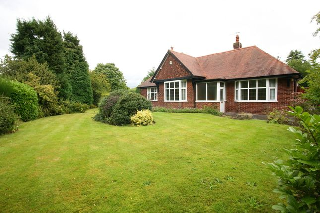Thumbnail Detached bungalow to rent in Somerville, 14 Grammar School Road, Lymm