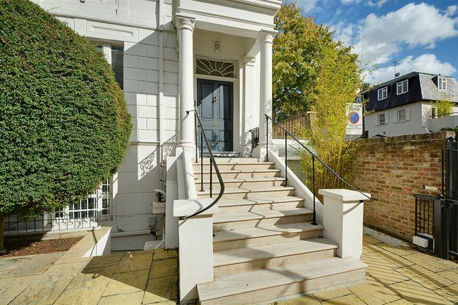 Thumbnail Semi-detached house for sale in Warwick Gardens, Kensington, London