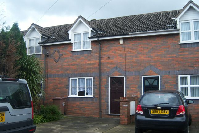 Thumbnail Terraced house to rent in Mercer Street, Newton-Le-Willows