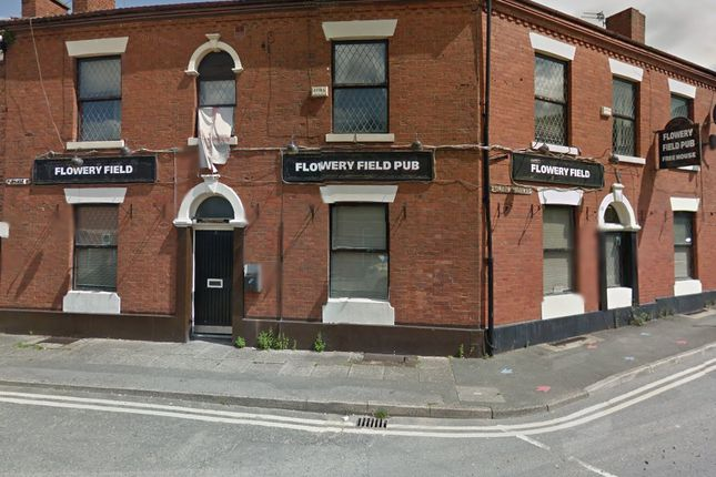 Thumbnail Pub/bar for sale in Furnace Street, Hyde