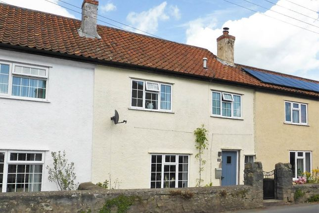 Thumbnail Terraced house to rent in Broadway, Chilton Polden, Bridgwater