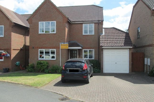 Thumbnail Detached house for sale in Meeting Lane, Potton