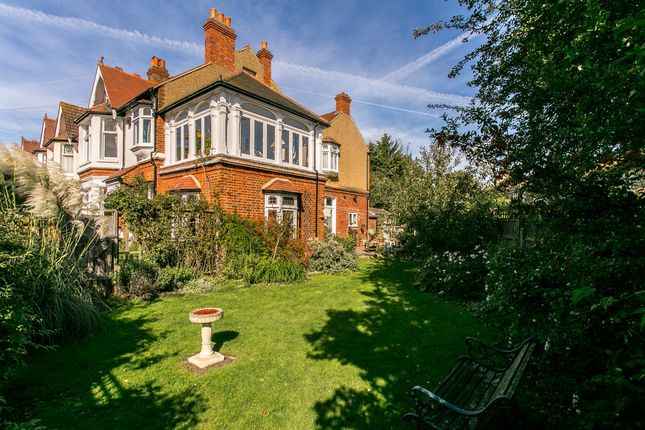 Thumbnail End terrace house for sale in Braxted Park, London