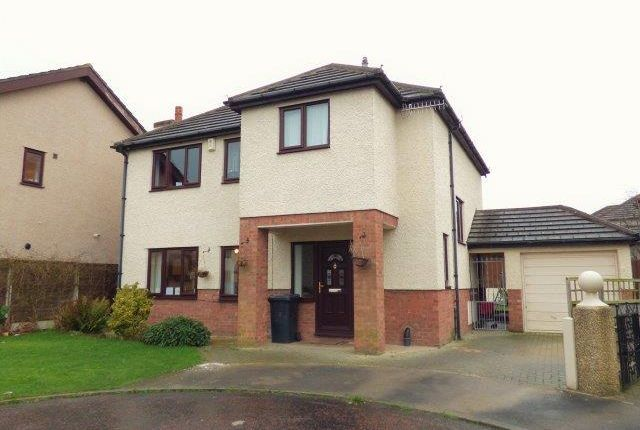 Thumbnail Detached house for sale in Church Park, Overton, Lancashire