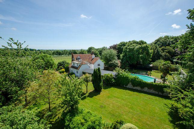 Thumbnail Cottage for sale in Halnaker, Chichester
