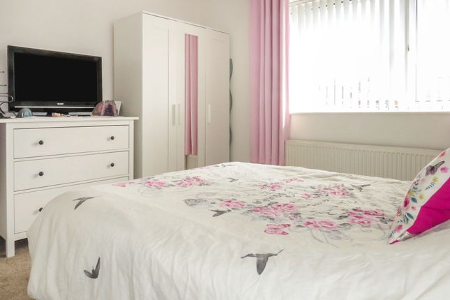 Bedroom One of Palmerston Road, Barry CF63