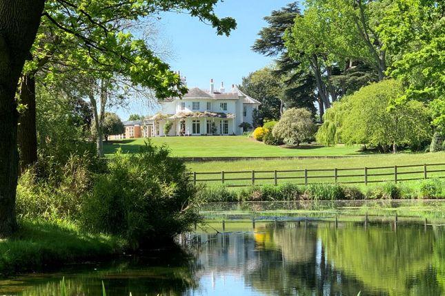 Thumbnail Country house for sale in Blacksmiths Lane, Denham, Uxbridge, Middlesex