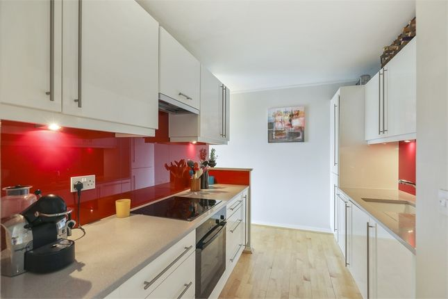 Thumbnail Flat for sale in Alamaro Lodge, Renaissance Walk, London