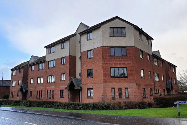 Thumbnail Flat to rent in Longdales Court, Falkirk