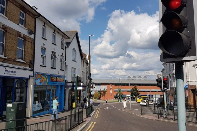 Thumbnail Flat to rent in The Triangle, Bournemouth