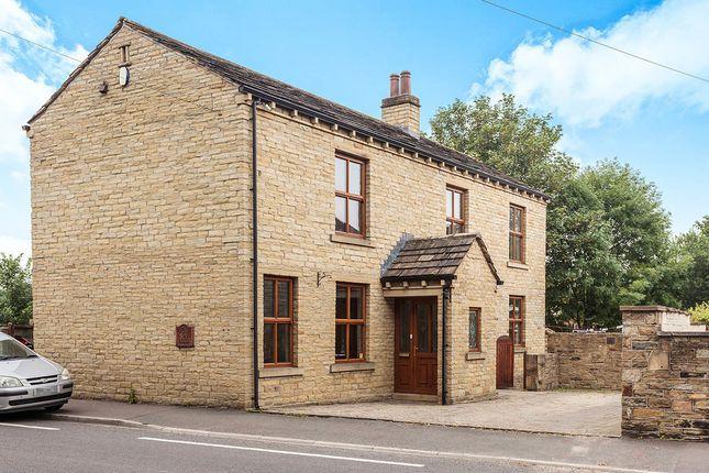Thumbnail Detached house for sale in Bradford Road, Bailiff Bridge, Brighouse
