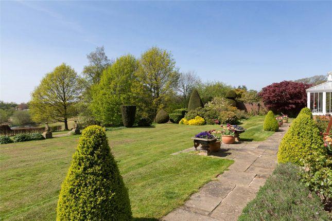 Garden of High Street, Tarporley, Cheshire CW6