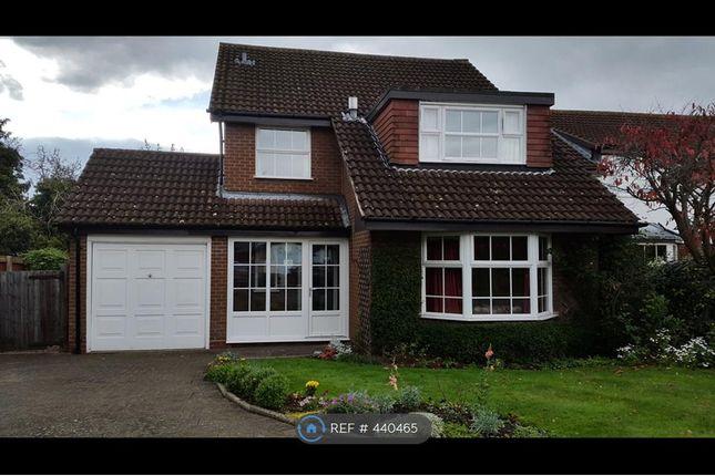 Thumbnail Detached house to rent in Mountbatten Close, Stratford-Upon-Avon
