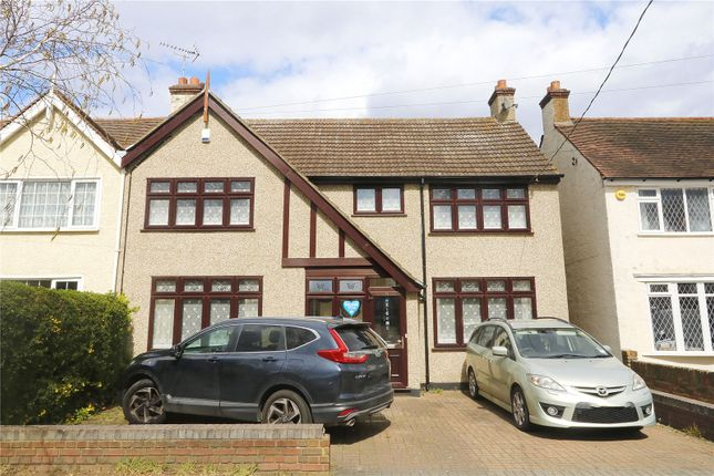Thumbnail Semi-detached house for sale in Beresford Gardens, Hadleigh