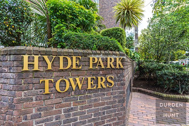 Thumbnail Flat for sale in Hyde Park Towers, London, Hyde Park
