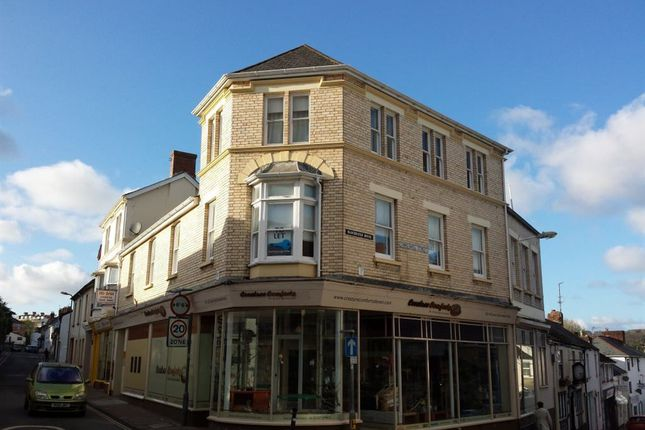 Thumbnail Flat to rent in Manchester House, Bideford, Devon