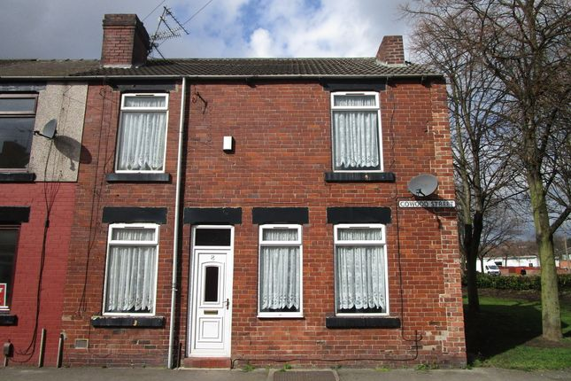 Thumbnail Terraced house to rent in Cowood Street, Mexborough