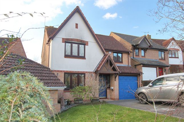 Thumbnail Detached house for sale in Lantern Close, Berkeley