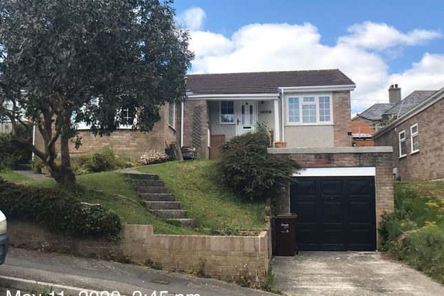 Thumbnail Detached house to rent in Hounster Drive, Millbrook, Torpoint