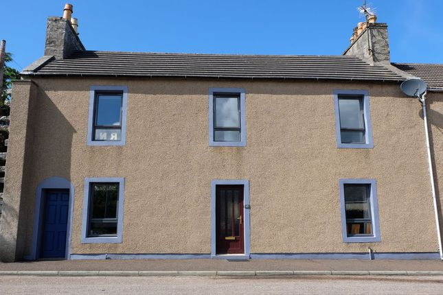 Thumbnail Semi-detached house for sale in Brabster Street, Thurso