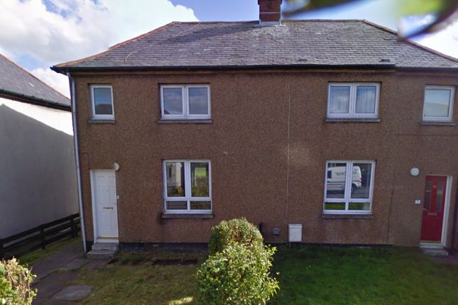 Thumbnail Semi-detached house to rent in Anderson Street, Kelloholm