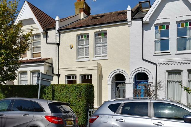 Thumbnail Terraced house for sale in Harold Road, Crouch End, London