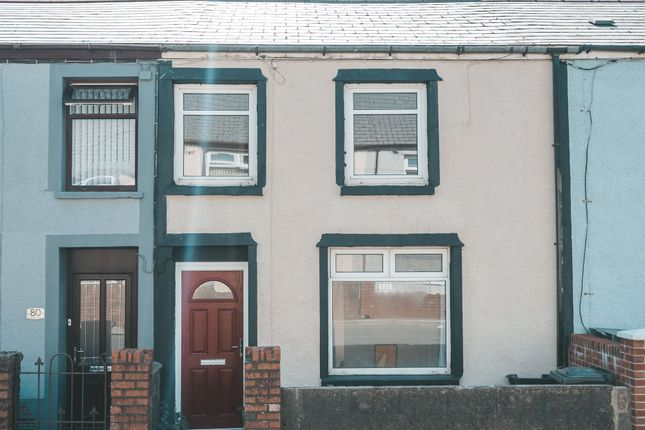 Thumbnail Terraced house for sale in Beaufort Hill, Beaufort