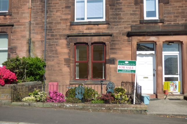 Thumbnail Flat for sale in Cardoness Street, Dumfries