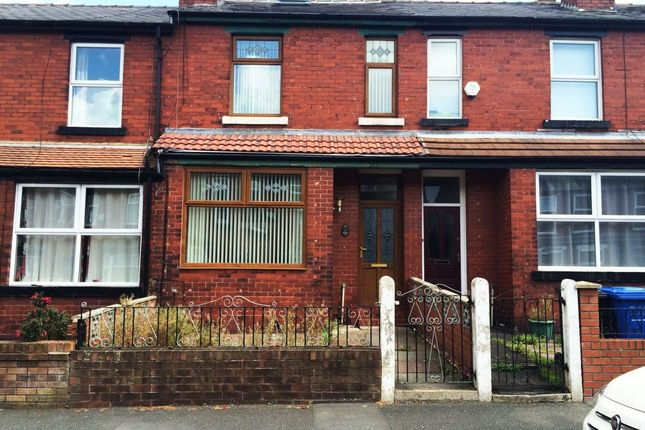 Thumbnail Shared accommodation to rent in Graham Road, Salford