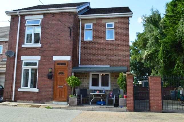 Thumbnail Detached house for sale in Hepworth Street, Castleford