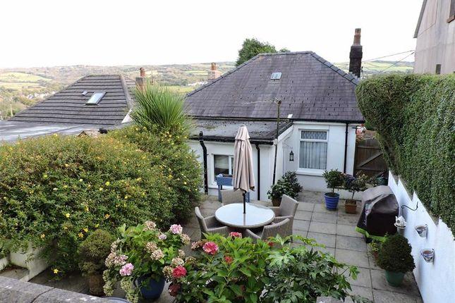 Thumbnail Detached bungalow for sale in Heol Y Felin, Pontyberem, Llanelli