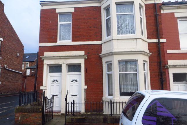 5 bed flat for sale in Condercum Road, Benwell, Newcastle Upon Tyne NE4