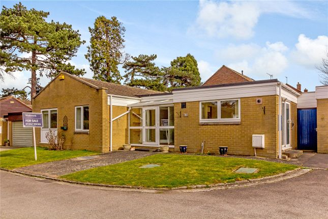 Thumbnail Detached bungalow for sale in Wychbury Close, Leckhampton, Cheltenham, Gloucestershire