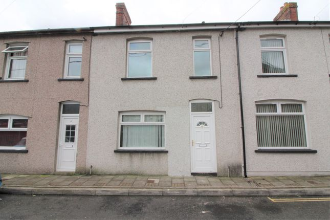 Thumbnail Terraced house for sale in Parry Buildings, Newbridge, Newport