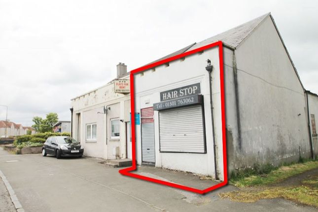 Thumbnail Commercial property for sale in 3, Loganlea Road, Addiewell, West Calder, West Lothian EH558Hn