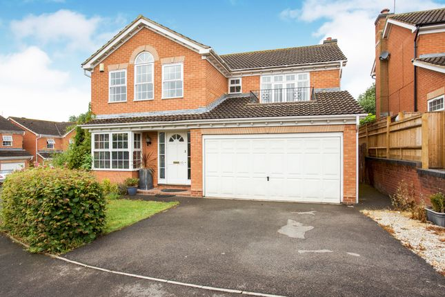 Thumbnail Detached house to rent in Gloucestershire Lea, Warfield