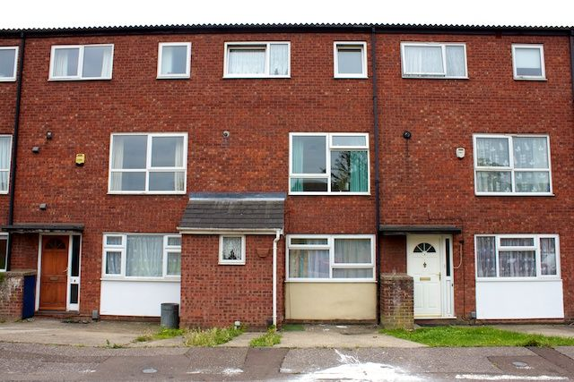 Thumbnail Terraced house to rent in Sullivan Close, Colchester
