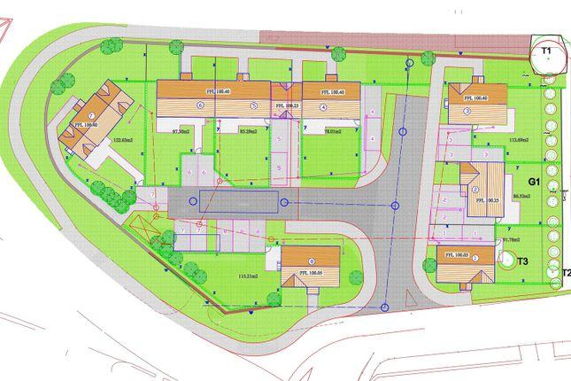 Thumbnail Land for sale in High Street, Talgarth, Powys