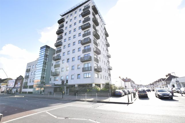Thumbnail Flat for sale in High Road, Chadwell Heath, Romford