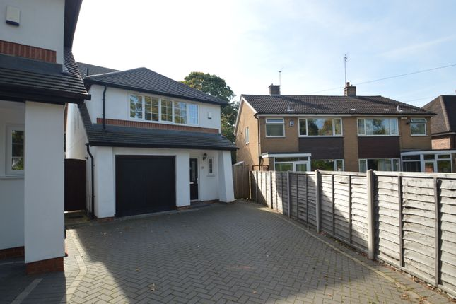Thumbnail Detached house to rent in Park Hall Road, Walsall
