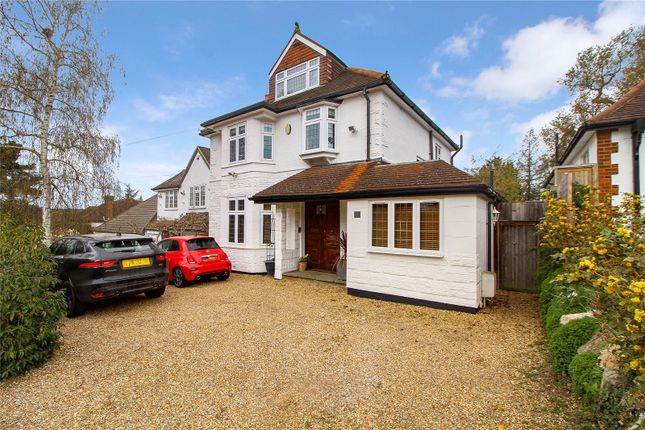 Thumbnail Detached house for sale in Hadley Road, Enfield