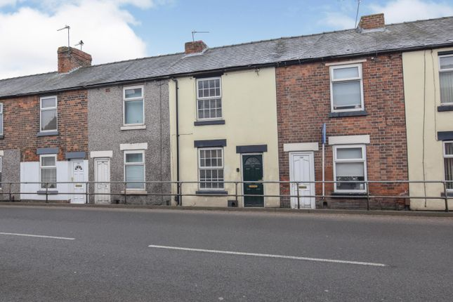 1 bed terraced house for sale in Nottingham Road, Borrowash, Derby DE72