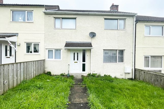 Thumbnail Terraced house to rent in Kirkfield Gardens, Stanley