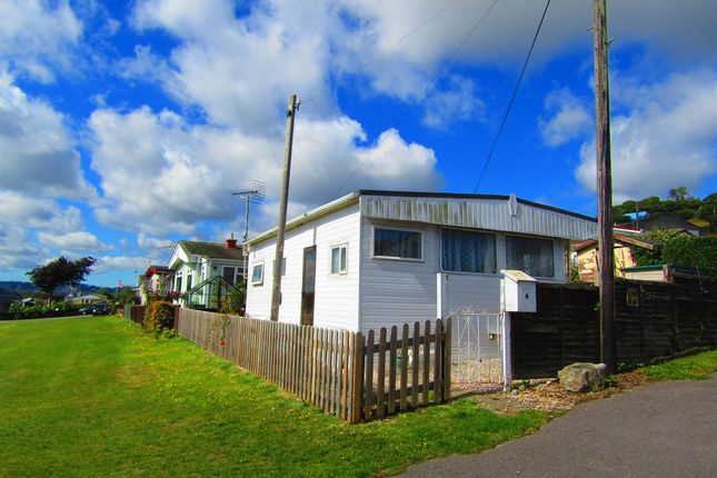 Thumbnail Mobile/park home for sale in Meadow View - Ware Farm, Bishopsteignton, Teignmouth
